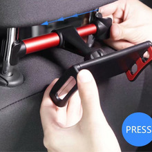 Universal 4-11'' Phone Tablet Car Holder For iPad tablet Back Seat Holder Stand