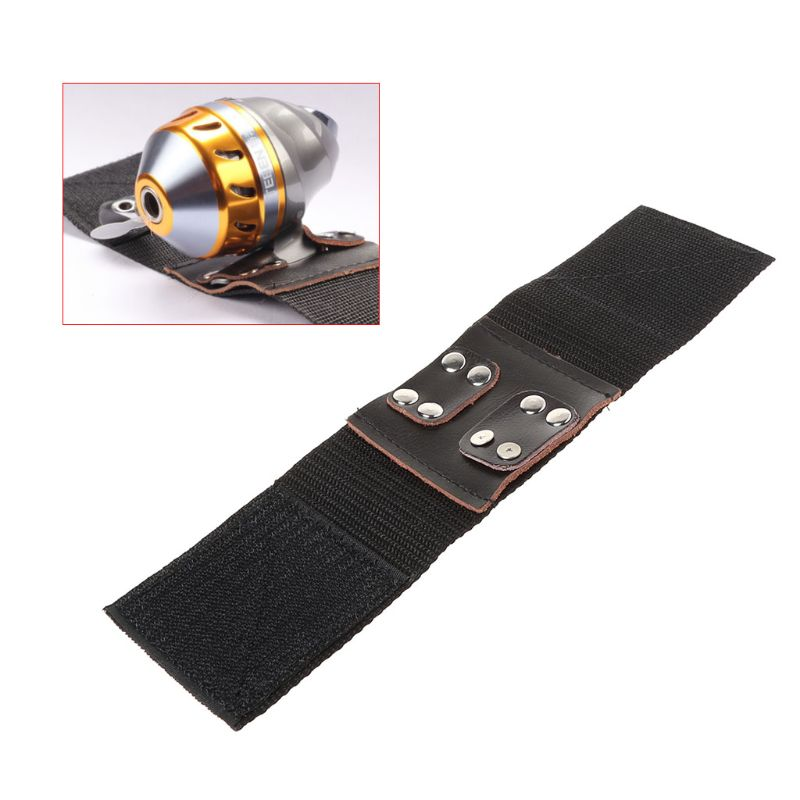Image 3 - New Fishing Wrist Band Elastic Adjustable Wristband Protector Catapult Slingshot-in Outdoor Tools from Sports & Entertainment