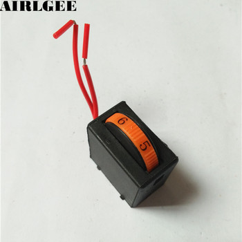 AC 230V 120V Electric Power Tool Speed Control Switch