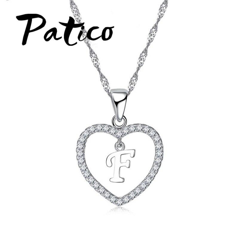 MMC Wandering Heart Valentines Silver Pendants Necklaces