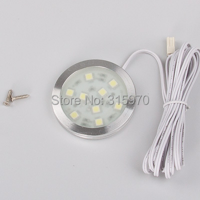 Colorful Round Led Kitchen Light 12VDC 9leds 5050SMD - LED Жарықтандыру - фото 4