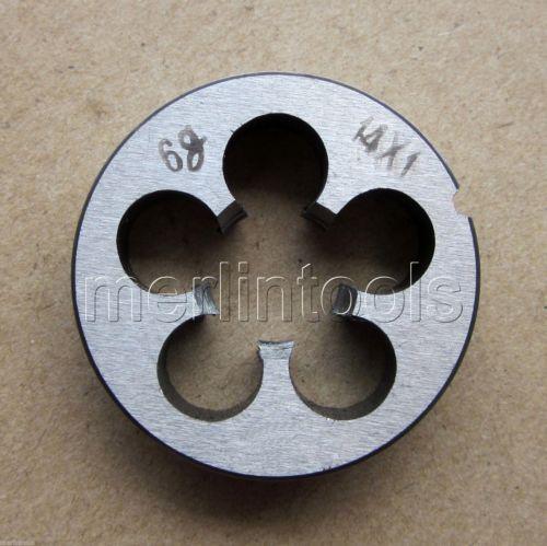 14mm x 1 Métrique main Droite Die M14 x 1.0mm Pitch