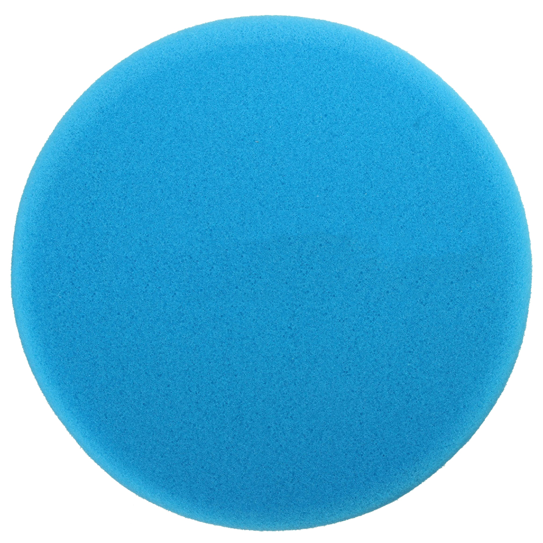 6 Inch 150mm Soft Flat Sponge Buffer Polishing Pad Kit For Auto Car Polisher Color:Blue