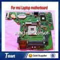 100% motherboard laptop trabalhando para msi ge60 series ms-16ga1 sistema mainboard totalmente testado e qualidade perfeita