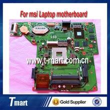 msi GE60 Series MS-16GA1 laptop motherboard, fully tested