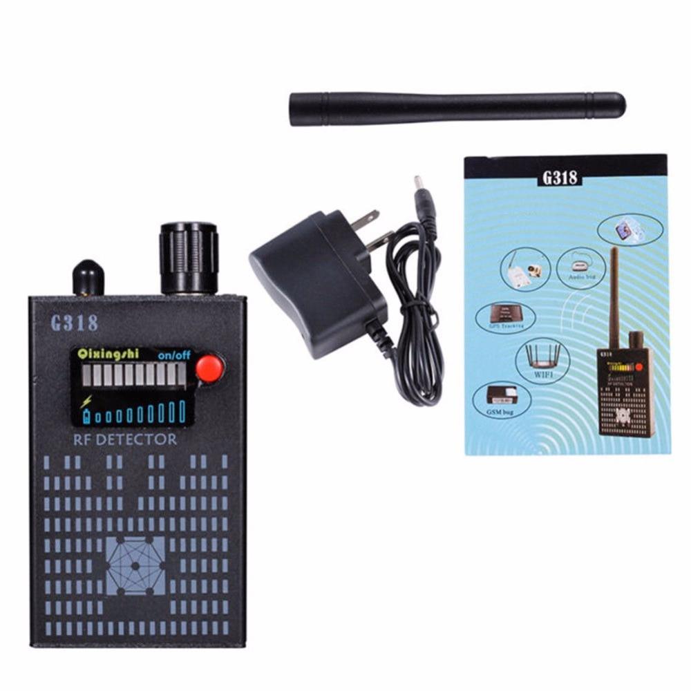 FLASH SALE] G318 Portable Anti eavesdrop Anti tracing Anti