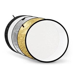 """Image 2 - GODOX 24 """"60cm multi disque 5 en 1 réflecteur pliable de lumière Photo pour Flash de photographie en Studio"""