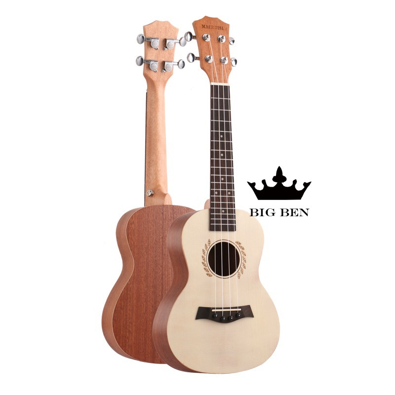 Laser engraving 21 inches sapele Hawaiian guitar 23 26 Ukulele home entertainment instrument to play good wood home entertainment system