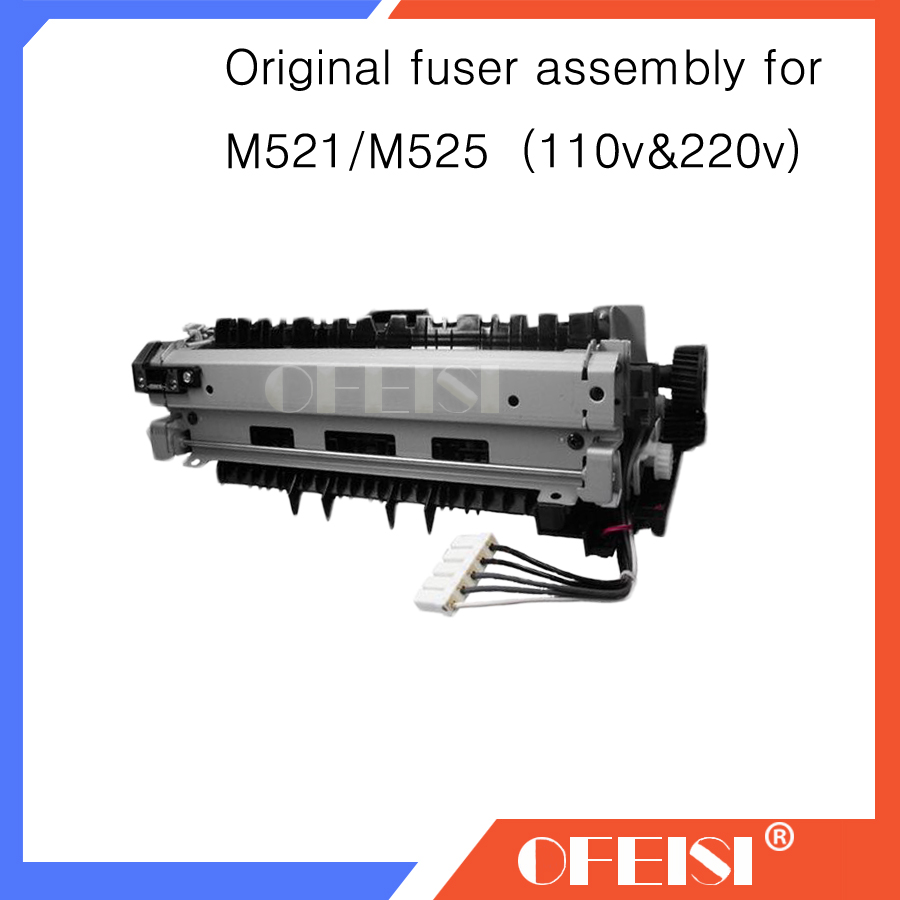 95% New original for HP LaserJet Enterprise 500 MFP M525dn M521 RM1-8508-000 RM1-8508 RM1-8509-000 RM1-8509 fuser assembly95% New original for HP LaserJet Enterprise 500 MFP M525dn M521 RM1-8508-000 RM1-8508 RM1-8509-000 RM1-8509 fuser assembly