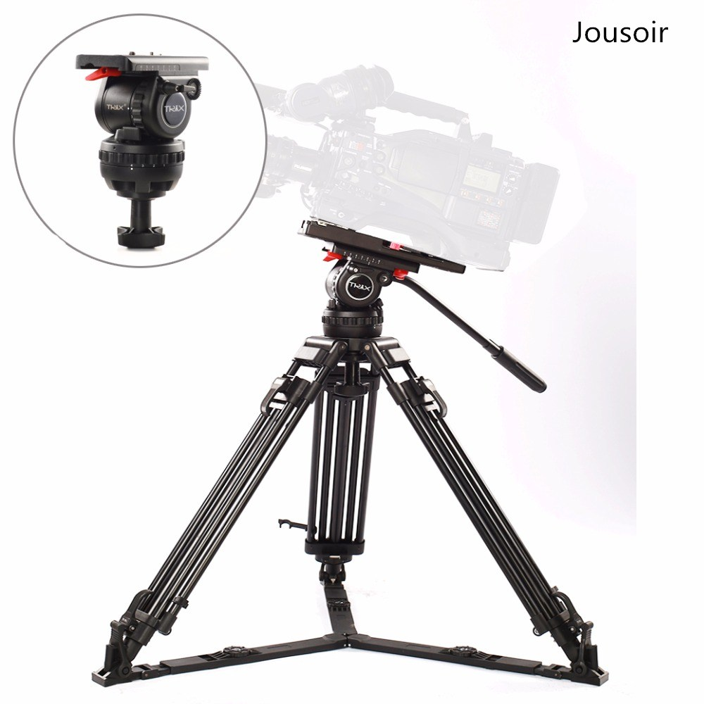 Generic-66-V12-Load-66-lbs-Pro-Video-Studio-Photo-Heavy-Carbon-Tripod-And-Head-Kit_
