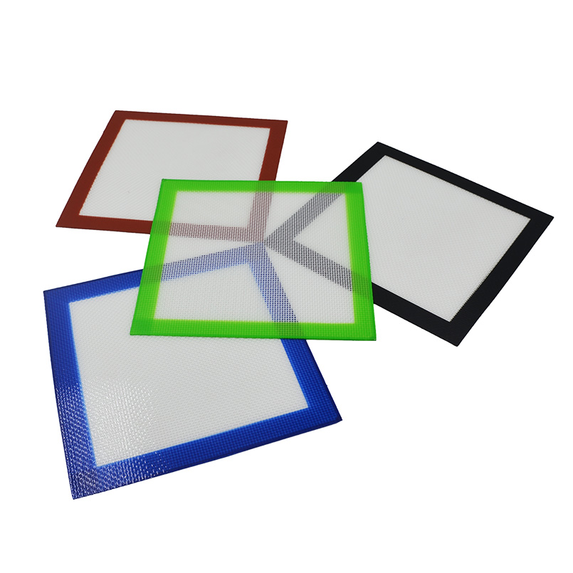 100pcs 1 5ml Bho Triangle Silicone butane Oil wax