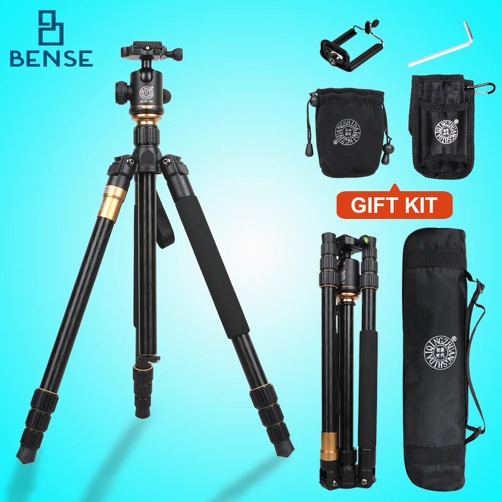 Prix pour Q999 chaude Professionnel Photographique Portable Trépied Pour Manfrotto + Rotule Pour REFLEX Numérique DSLR Caméra Fois 43 cm Max chargement 15Kg