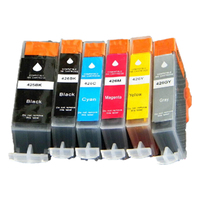 12 teile/los tinte patrone ersatz für Canon PGI425 CLI426 zu MX884 IX6540 IP4840 MG5240 MG6140 MG8140 MG5140
