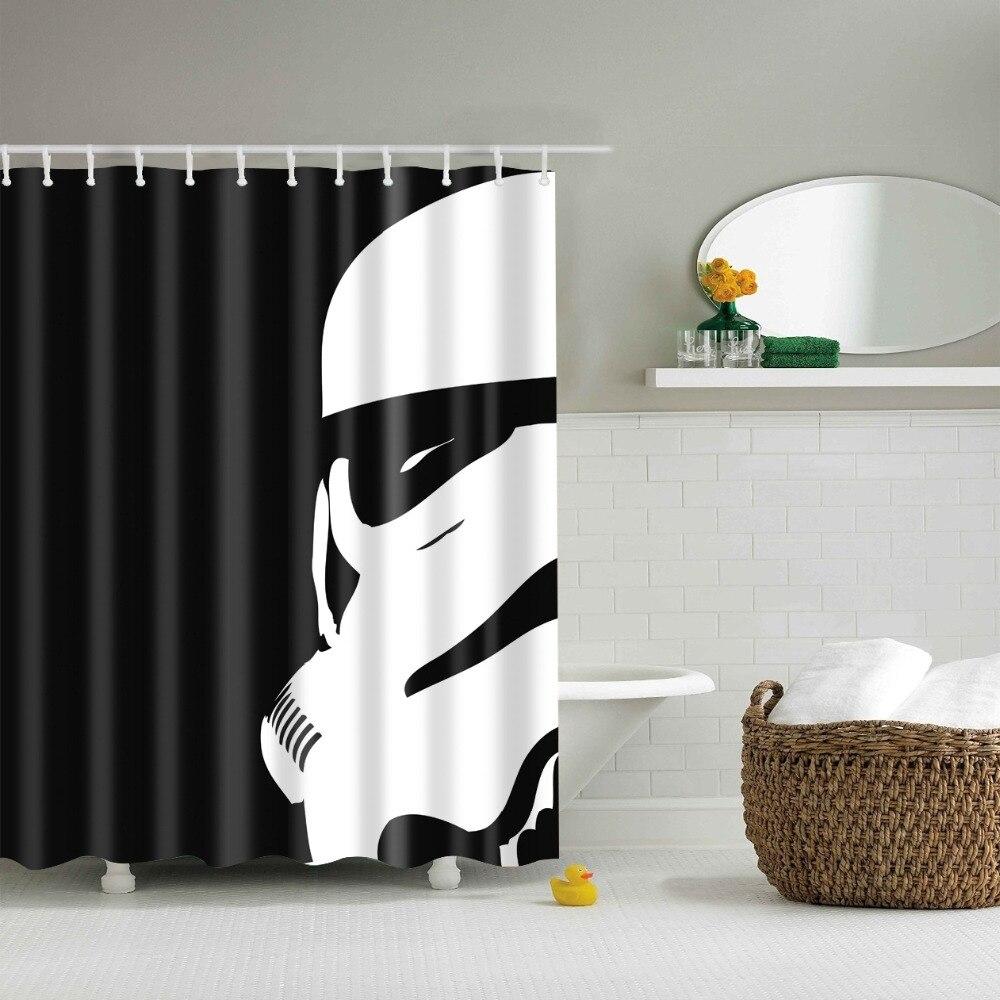 Waterproof bathroom curtains - Cartoon Heroes Shower Curtains Waterproof Bathroom Curtains Polyester 180x180cm Decoration With Hooks China Mainland