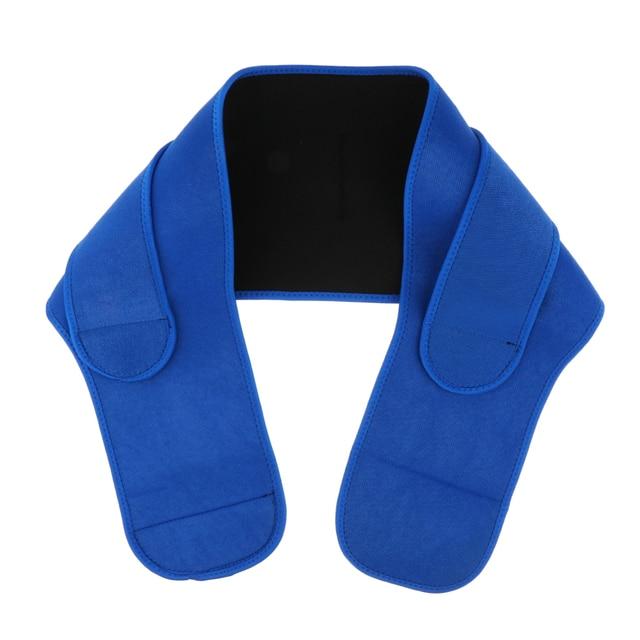 Adjustable Waist Support Brace Trimmer Belt Protector Abdomen Tummy Shaper Trainer Band Wrapper for Gym Sports 1