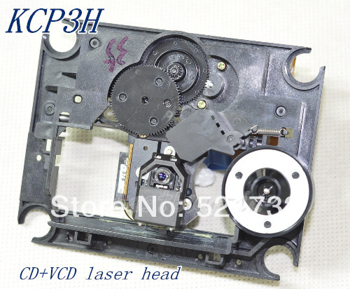 FOR  VCD / CD OPTICAL PICK UP  KCP3H / KCP-3H MECHANISM CD  LASER HEAD