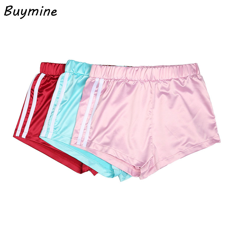 Aliexpress.com : Buy Summer White Striped Shorts Women 2017High ...
