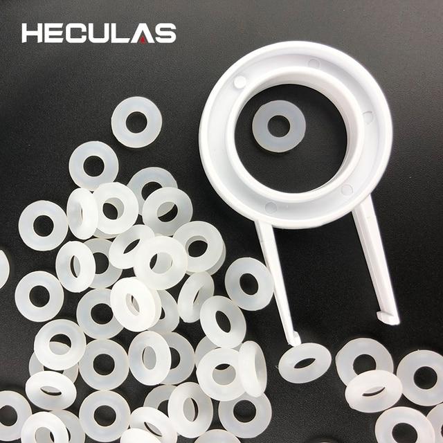 120 pcs Keycaps O Ring Ring Con Dấu Âm Thanh Dampeners cho Merchanical MX Bàn Phím Chuyển Đổi Van Điều Tiết Thay Thế Tiếng Ồn Giảm Bàn Phím O- vòng