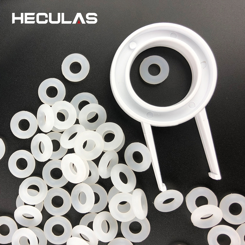 120pcs Keycaps O Ring Seal Sound Dampeners For Merchanical Keyboard MX Switch Damper Replacement Noise Reduce Keyboard O-ring