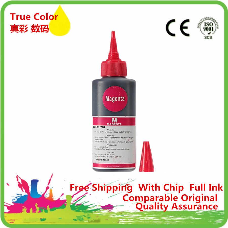 PGI-5 CISS Refill Tinta Dye untuk Canon PIXMA IP3300 IP4200 IP4300 IP4500 IP5200 IP5200R IP5300 IX4000 IX5000 Inkjet Printer