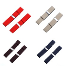 2pcs/pack Nylon Marks and spencer Mens accessories Round Spring Arm Bands Bar Accessories