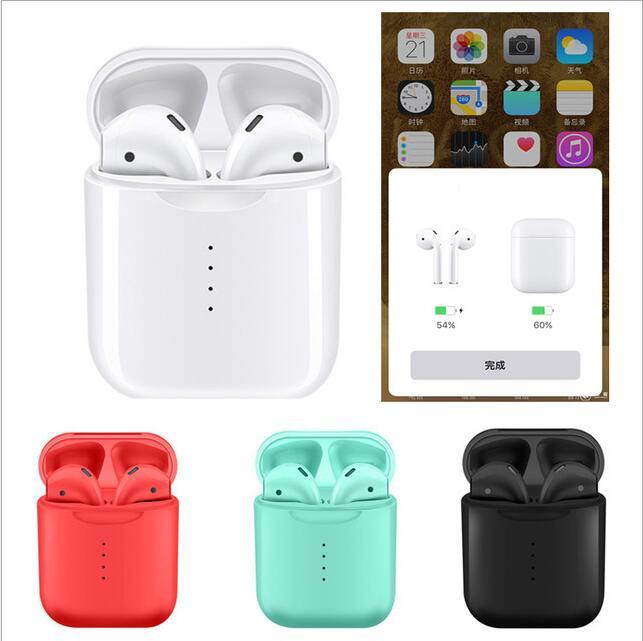 V8 Bluetooth TWS Écouteurs d'oreille XY Sans Fil PK w1 puce LK TE9 LK-TE9 Écouteur gousses 1:1 PK i10 i12 i11 i10tws i13 i14 i15 i16