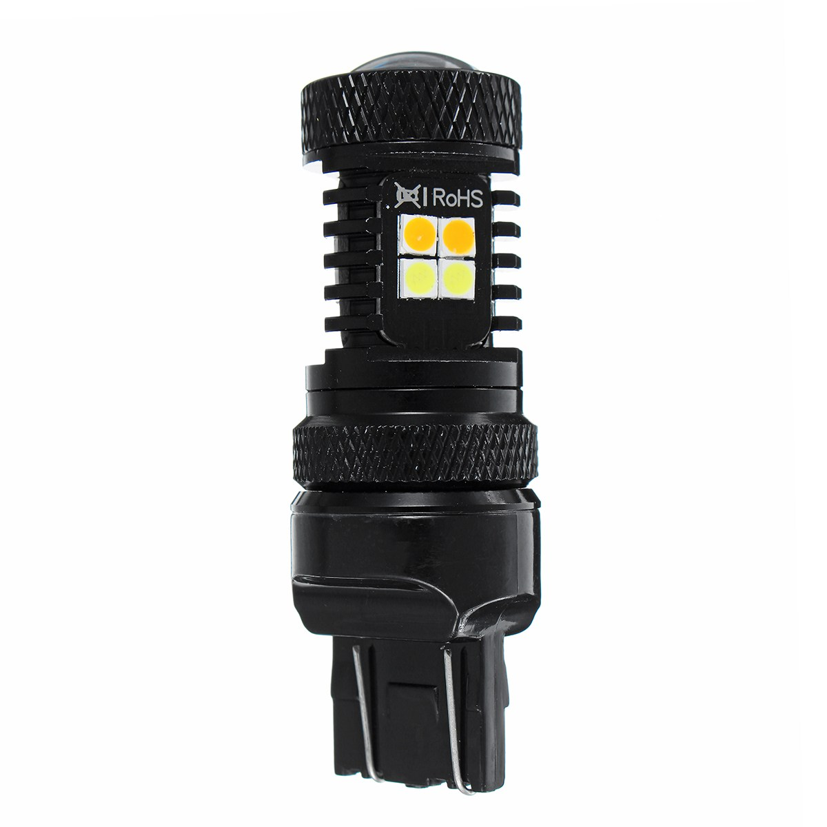 1156 1157  LED Turn Signal lamp 7443 7440 Auto Turn Light 3030SMD Double Color Brake Stop Car Light Bulb 1 x t25 3157 50w led car auto signal brake stop tail light bulb signal lamp white external lights