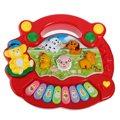 Baby Animal Farm Piano Sound Keyboard Musical Developmental Educational Toys Kids Fun Learning & Education Toys Gifts
