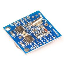 1PCS  I2C RTC DS1307 AT24C32 Real Time Clock Module for Arduino Uno AVR ARM PIC Free Shipping