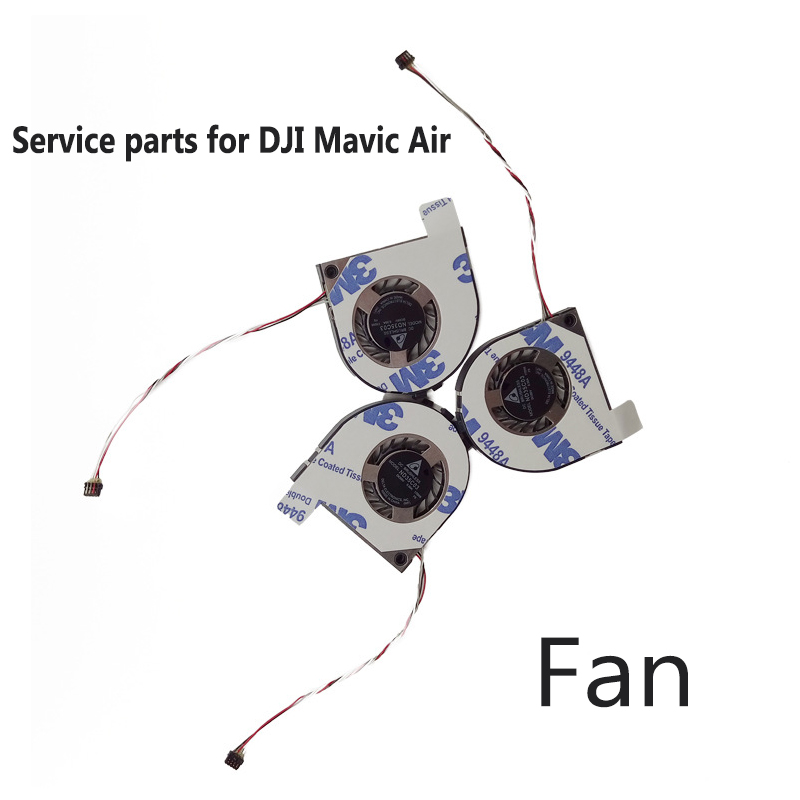 original dji mavic air rack fan component heat radiation drone frame rack replacement parts