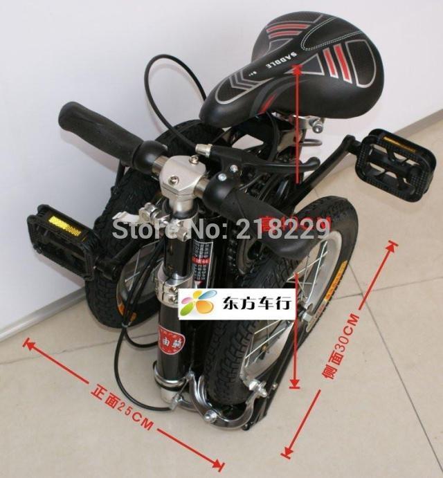 29/à Singapour Japon asiatique gratuit!! 12 ''pouces mini vélo pliant/vélo pliant le cadeau spécial/divers couleur/portable vélo