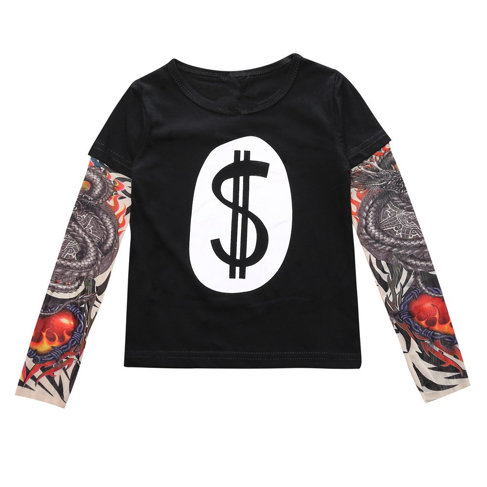 Cool-Baby-Boys-Girls-T-shirts-Tattoo-Sleeve-Children-Mesh-Long-Sleeve-Cotton-Tops-Tees-2017-KidsToddlers-Shirts-Clothes-3