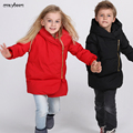 Niñas abrigo de invierno 2016 niños reima abajo chaqueta para chicas adolescentes ropa de niños chaquetas de invierno bebé manteau hiver fille parka