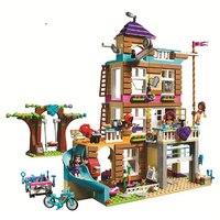 10859 друзья 730 шт. игрушки для детей девочек серии дружбы дом набор строительных блоков Кирпичи Детские подарки совместимые Legoings
