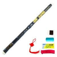 Chinese Natural Bamboo Flute Musical Instruments Dizi C D E F G Key Pan Hulusi Professional