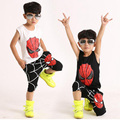 2016 Summer spiderman kids clothes sets for boys outfits baby boy t-shirts & harem pants cotton boys costume baby leisure pants