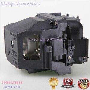 Image 5 - EX3220 EX5220 EX5230 EB 945 EB 955W EB 965 EB 98 EB S17 EB S18 EB SXW03 العارض مصباح V13H010L78 ELP78 لإبسون الكشافات