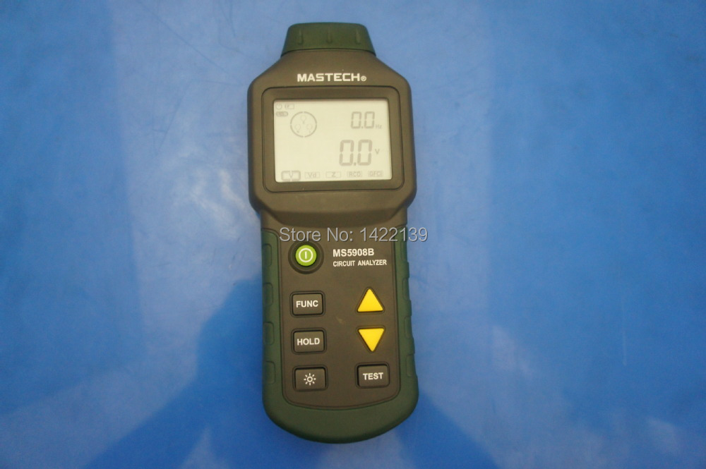все цены на  Mastech MS5908B Ture RMS Circuit Analyzer Tester Compared with Ideal Industries Suretest 61-164CN  онлайн