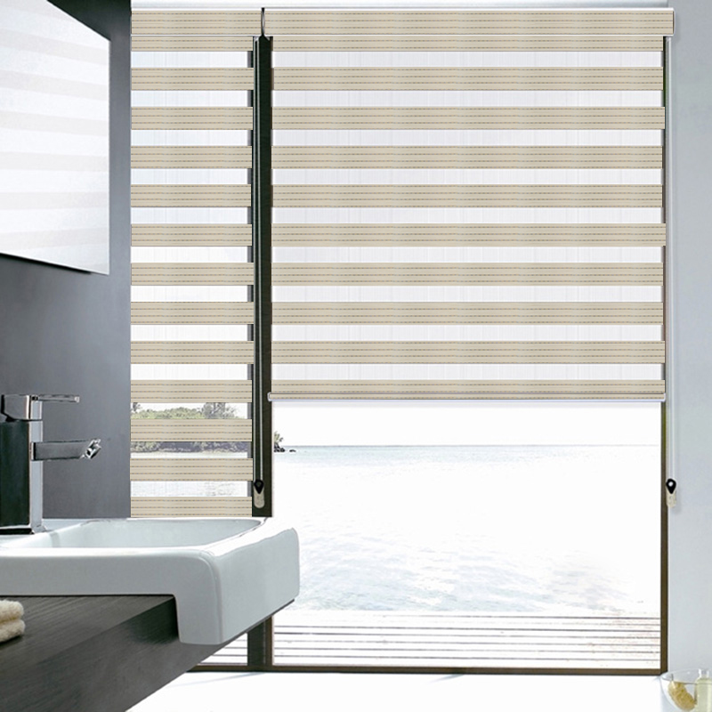 Free Shipping Popular Zebra Blinds And Roll Up Window Shades China Mainland