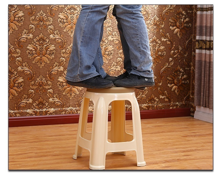 Ice cream cold drinks shop stool Acrobatic performance props chair retail and wholesale wine red blue brown color free shipping