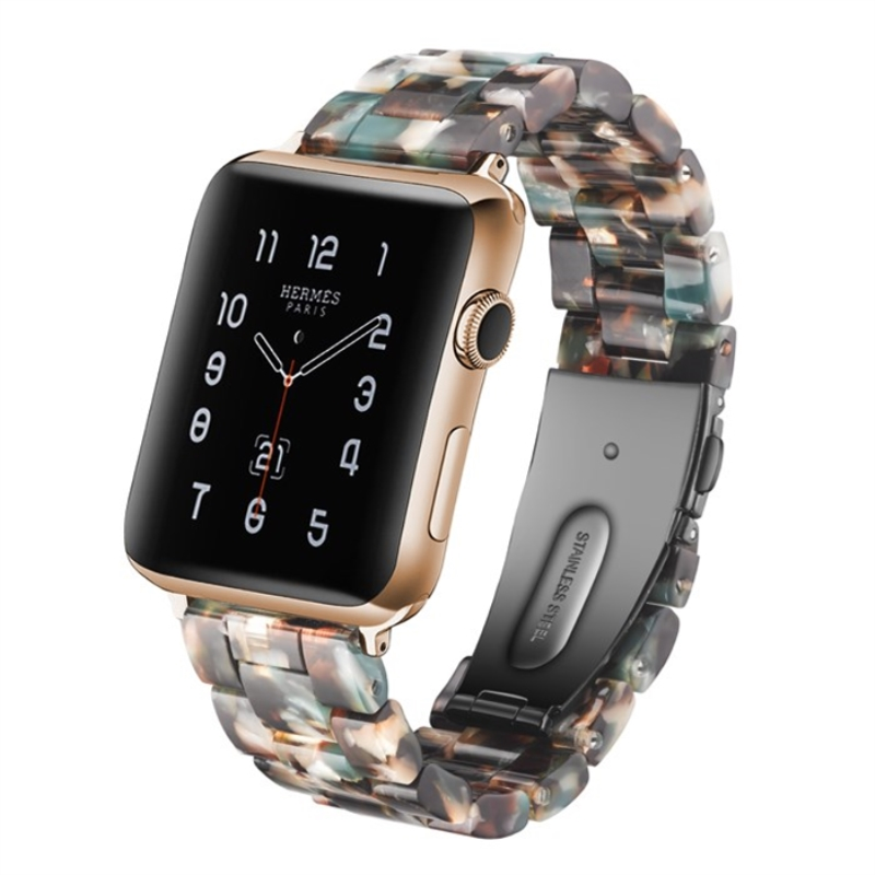 Camouflage Replacement Watch Strap For Apple Watch Bands i