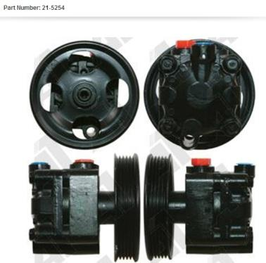 New Power Steering Pump ASSY For 34430AE03A SUBARU New Power Steering Pump ASSY For 34430AE03A SUBARU