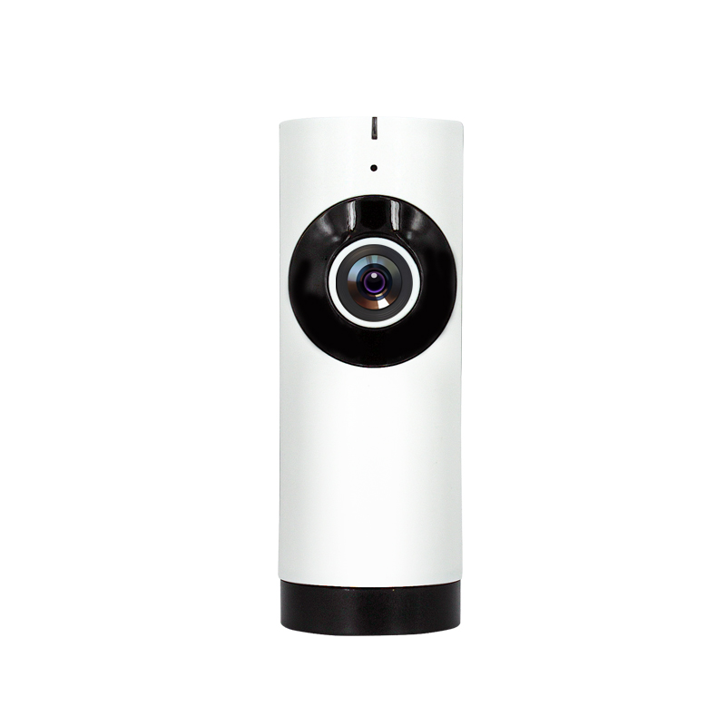 HD Panoramic Wifi IP Camera 720P 1.0MP,1.44mm lens Night Vision Mini Baby Monitor Smart Cam P2P support 128G TF card ,sn:EC2-G6