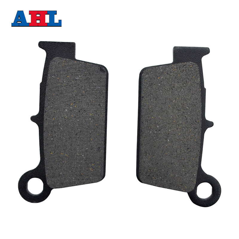 SEMI METAL REAR BRAKE PADS FOR YAMAHA YZ 250 F 03-12 R 4T