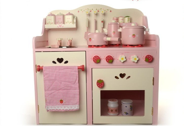 Free Shipping Mother Garden Kitchen Set Ultralarge Wooden Child Toy Gifts  Simulation Kitchen Stove Set Kids Education Toy Set In Kitchen Toys From  Toys ...
