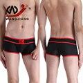 Malha Pugilistas do Roupa Interior Dos Homens de Alta Qualidade Underwear Homens Sexy Shorts Cuecas Respirável Deslizamento Homme