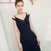 sexy off the shoulder asymmetrical party dress women V neck ruffled bodycon evening club patchwork summer work office dresses