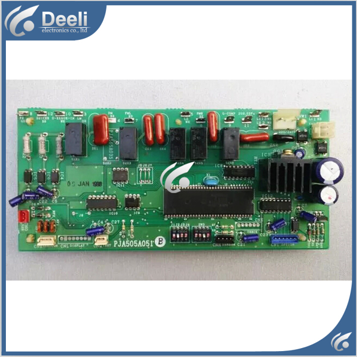 95% new good working for Mitsubishi air conditioning Computer board PJA505A051B control board 90% new