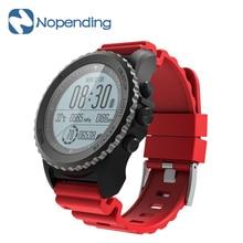 Nueva Original Makibes G07 GPS Reloj Deportivo Hombres Smartwatch Impermeable IP68 Dinámico Monitor Del Ritmo Cardíaco de Bluetooth para Android iOS