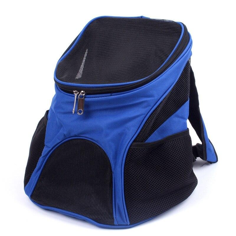 0c06d54bb5df2 تنفس الحيوانات الأليفة الصغيرة حامل الحقائب للكلاب القط حقيبة حمل ...
